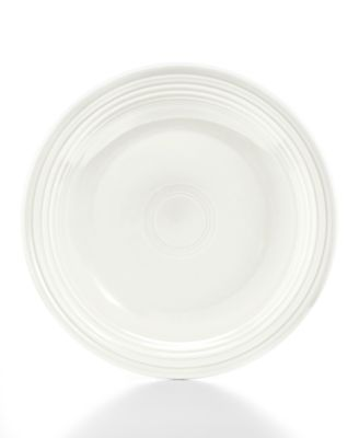 "7.25"" White Salad Plate"