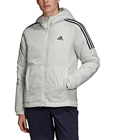 Women's Essentials Insulated Hooded Jacket