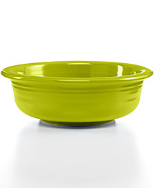 Fiesta Lemongrass 2-Quart Serve Bowl