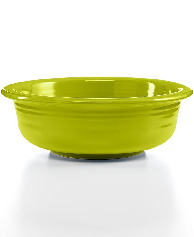 Fiesta Lemongrass Large 1 qt. Serving Bowl