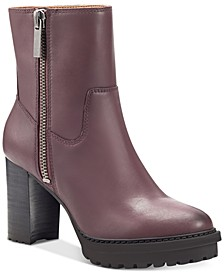 Women's Bajax Lug Sole Booties