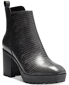 Women's Worrin Lug Sole Booties