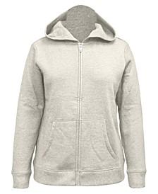 Zip-Front Hooded Sweatshirt, Created for Macy's