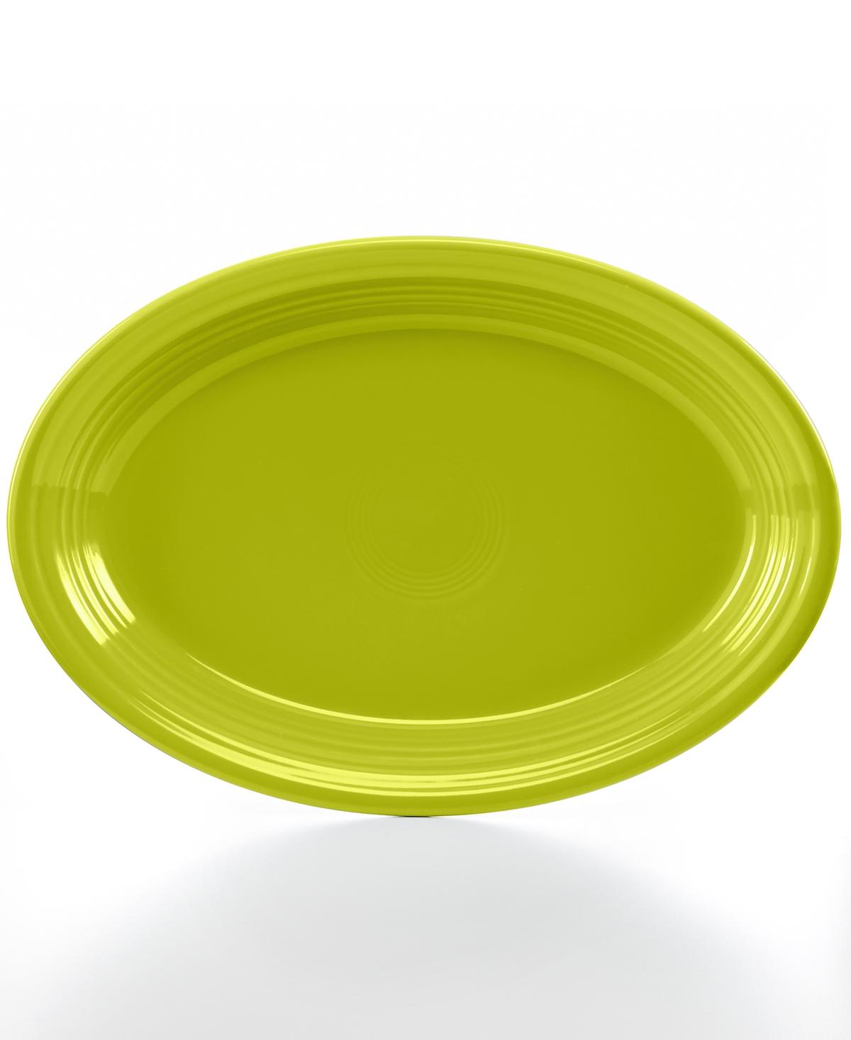 lemongrass oval platter