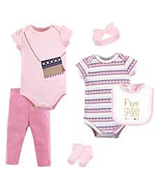 Clothing Set, 6 Piece Set