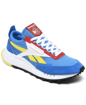 Reebok MEN'S CLASSIC LEGACY RUNNING SNEAKERS FROM FINISH LINE