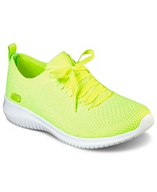Women's Ultra Flex - Sugar Bliss Walking Sneakers from Finish Line