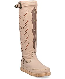 Women's Mohawk Moccasins Boot