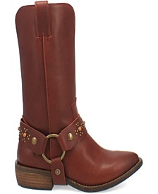 Women's Appaloosa Leather Boot