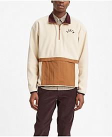 Men's Zip Anorak Jacket