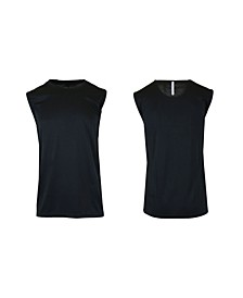 Men's Moisture-Wicking Wrinkle Free Performance Muscle Tee