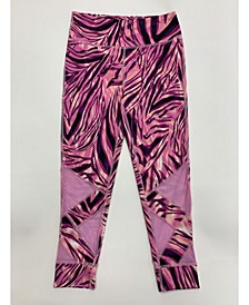Big Girls High-Waist Printed Leggings, Created for Macy's