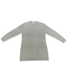 Style & Co Plus Size V-Neck Cardigan, Created for Macy's