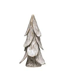 """11"""" Handmade Stoneware Tree"""