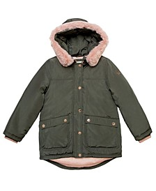 Big Girls Snorkel Jacket