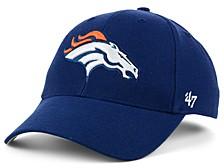 Denver Broncos Kids Team Color MVP Cap