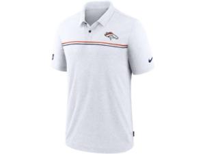 Nike Denver Broncos Men's Dri-Fit Short Sleeve Polo