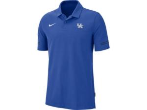 Nike Men's Kentucky Wildcats Flex Polo