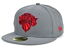New York Knicks Storm Bred 59FIFTY FITTED Cap