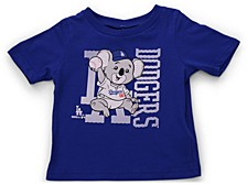 Los Angeles Dodgers Infant Baby Mascot T-Shirt