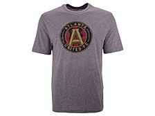 Men's Atlanta United FC Distressed Primary Logo T-Shirt