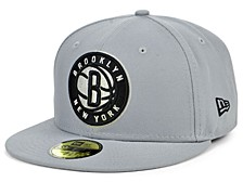 Brooklyn Nets Teamout Pop 59 FIFTY-FITTED Cap