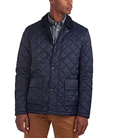Men's Diggle Quilted Coat
