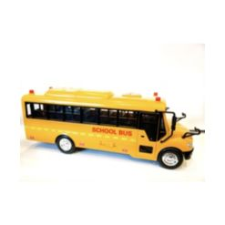 Mag-Genius Big Daddy School Bus with Lights and Sound and Greetings toy