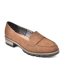 Donahue Lug Sole Loafers