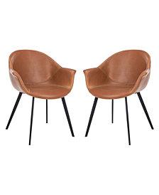 Safavieh Dublin Dining Chair, Set of 2
