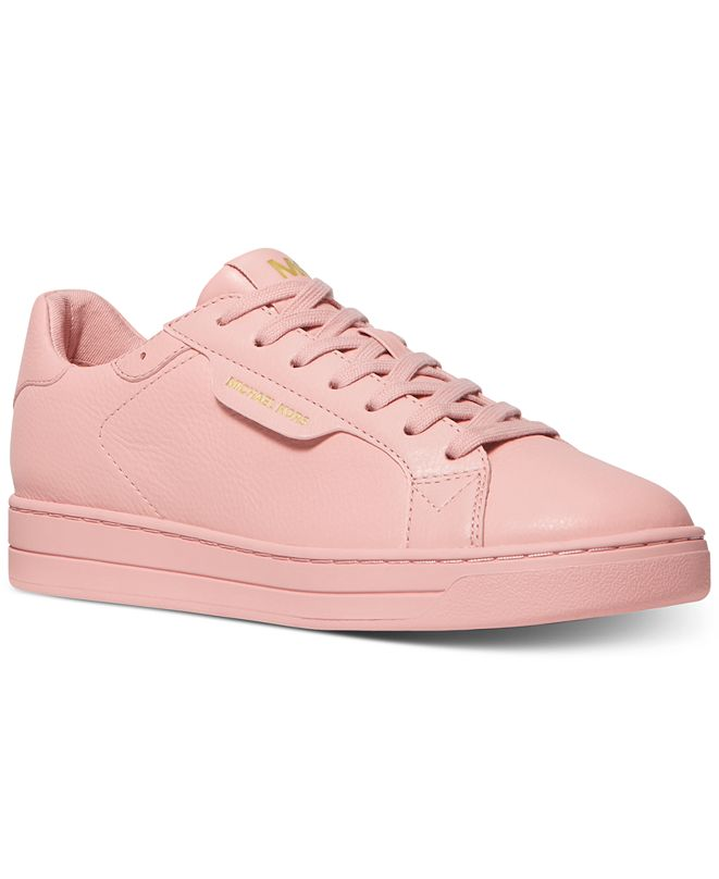 Michael Kors Keating Lace-Up Sneakers