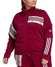 Plus Size Daniëlle Cathari Track Jacket
