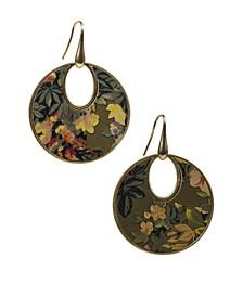Sari Doorknocker Earrings