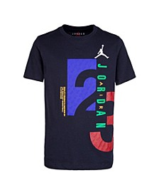 Big Boys Jumpman 23 Logo T-shirt