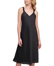 V-Neck Camisole Dress