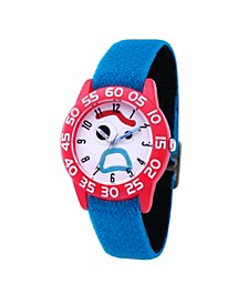 Disney Toy Story 4 Forky Boys' Red Plastic Watch 32mm