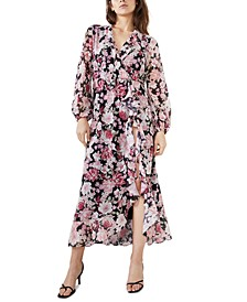 Justine Floral Dress