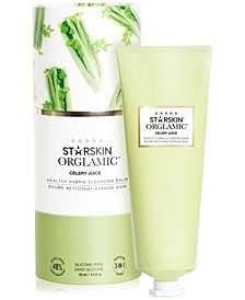 Orglamic Celery Juice Healthy Hybrid Cleansing Balm