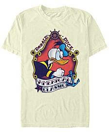 Men's Sailor Donald Flash Short Sleeve T-Shirt