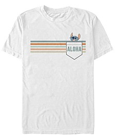 Men's Stitch Aloha Short Sleeve T-Shirt