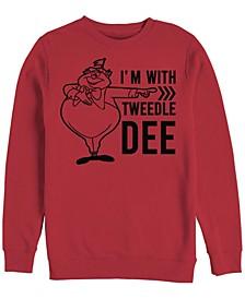 Men's Twiddle Dee Dum Dee Long Sleeve T-Shirt