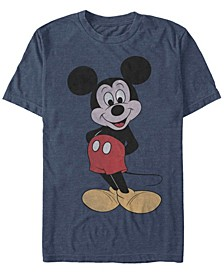 Men's 80S Mickey Short Sleeve T-Shirt