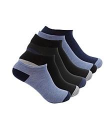 by Shelli Segal Women's Low Cut Ankle Socks, 6 Pack