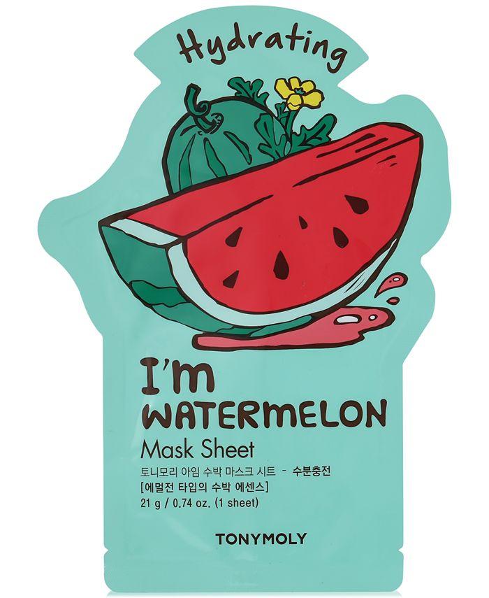 TONYMOLY - I'm Watermelon Sheet Mask