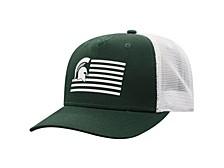 Michigan State Spartans Here Trucker Cap