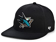 San Jose Sharks Pro Fitted Cap