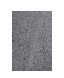 Dual Surface Thin Lock Gray 4' x 6' Rug Pad