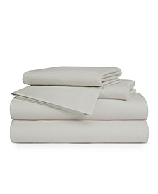 Solid Bonus Sheet Set, Queen