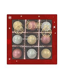 Chocolate Christmas Truffle Tree Selection