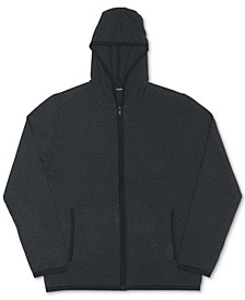 Men's Hooded Cotton Sweater, Created for Macy's
